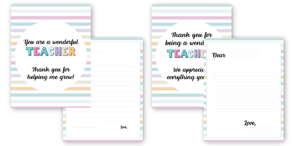 teacher appreciation ideas 2020