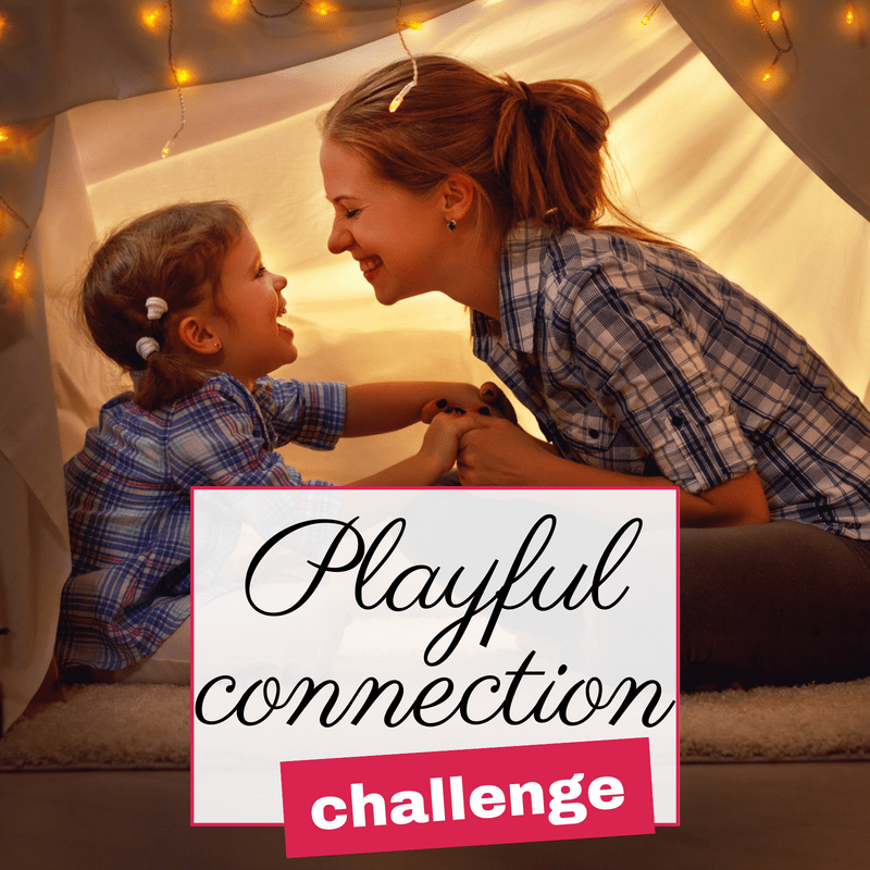 playful connection challenge