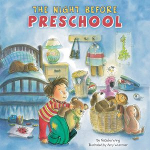 Children books about preschool: A list of awesome books to prepare kids for the first day of preschool | Children books for toddlers