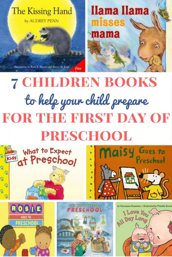 Children books about preschool: A list of awesome books to prepare kids for the first day of preschool   Children books for toddlers