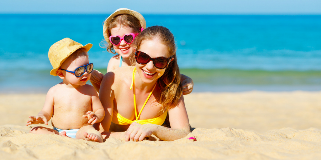 beach essentials for young kids