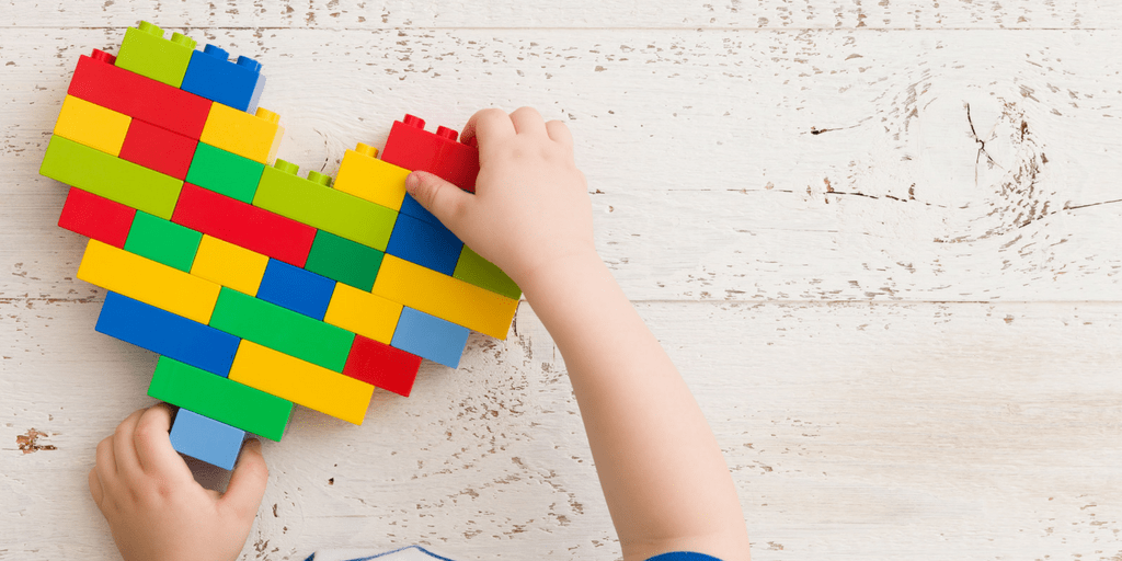 Lego games for young kids