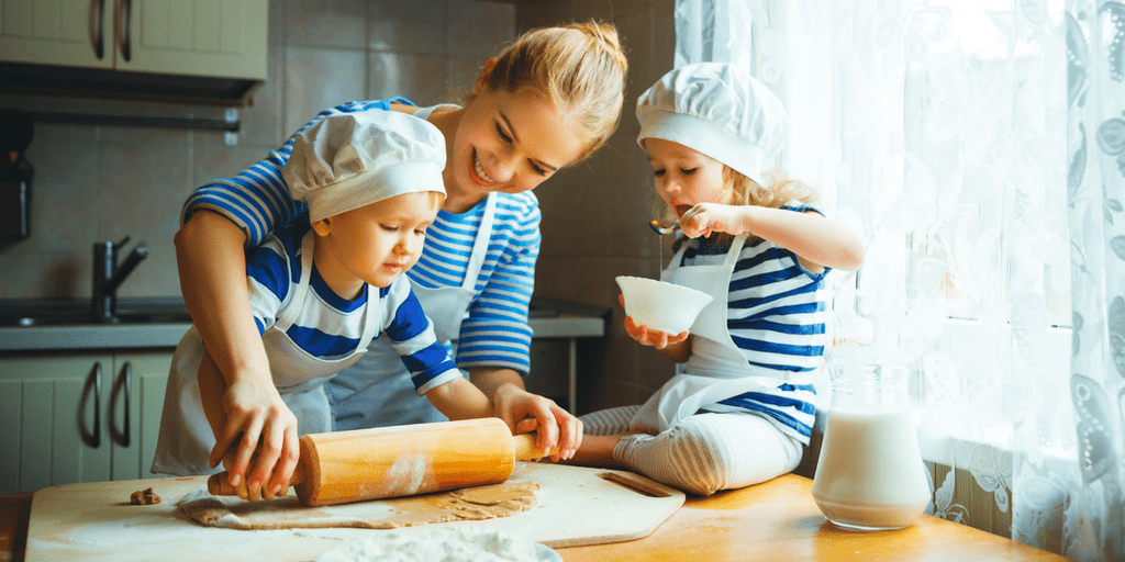 30 useful tools that will make kids more independent and happy to help with chores