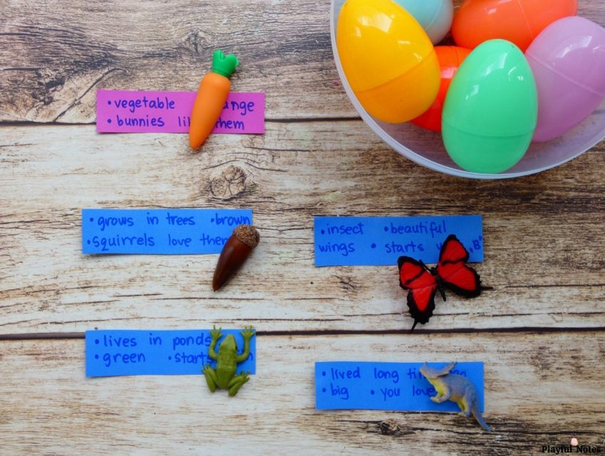 surprise eggs activity for kids
