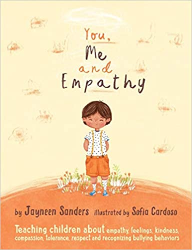 books about emotions for kids you, me and empathy