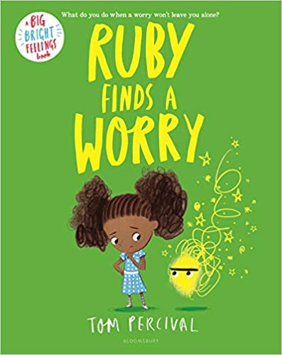 books about emotions for kids Ruby finds a worry