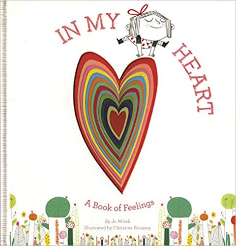books about emotions for kids in my heart
