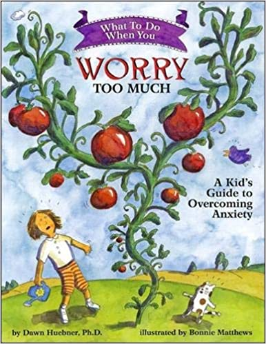 books about emotions for kids what to do when you worry too much
