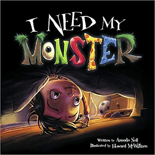 books about emotions for kids i need my monster