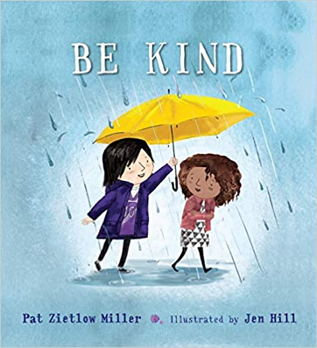 books about emotions for kids be kind