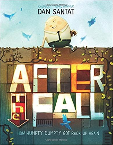 books about emotions for kids after the fall