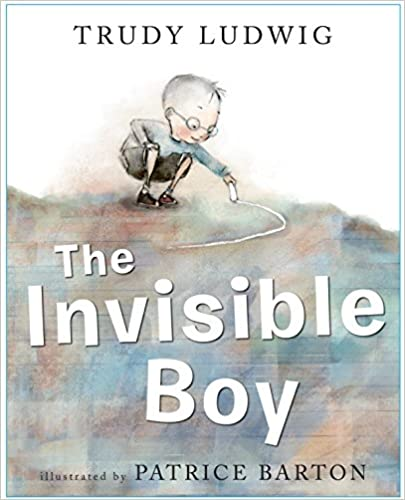 books about emotions for kids the invisible boy
