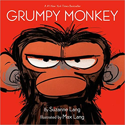 books about emotions for kids grumpy monkey