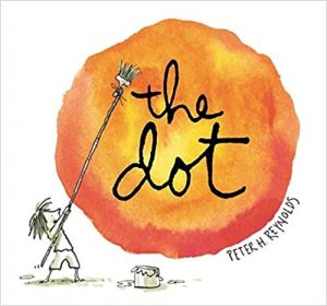 growth mindset books for kids the dot