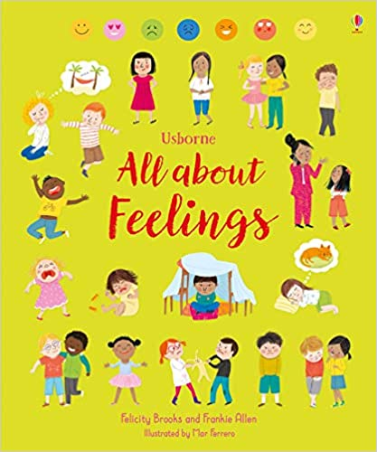 books about emotions for kids all about feelings