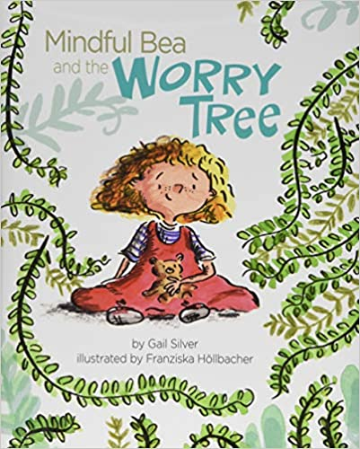 books about emotions for kids mindful bea and the worry tree