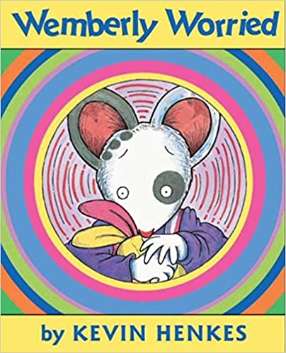 books about emotions for kids wemberly worried