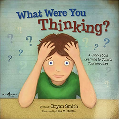 books about emotions for kids what were you thinking