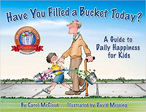 books about emotions for kids have you filled a bucket today