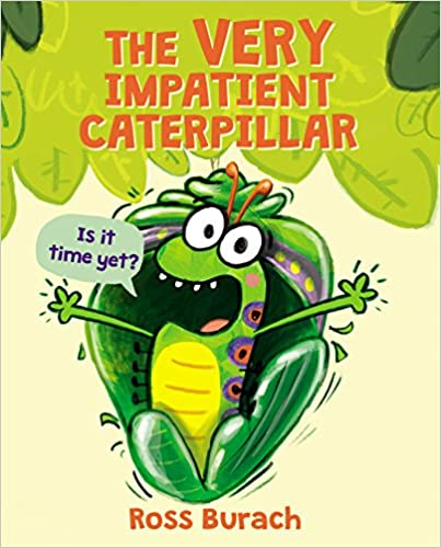 books about emotions for kids the very impatient caterpillar