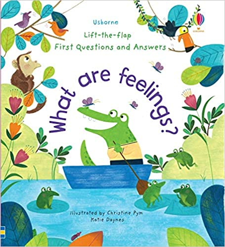 books about emotions for kids what are feelings