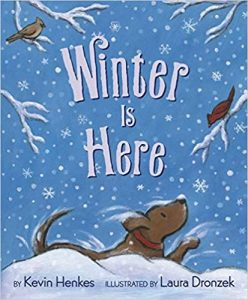 winter books for kids Winter is Here