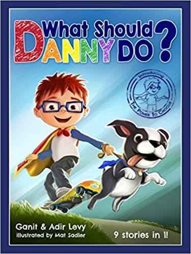 books about emotions for kids what should danny do