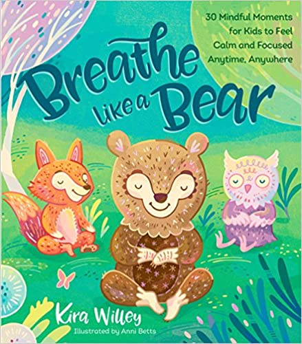 books about emotions for kids breath like a bear
