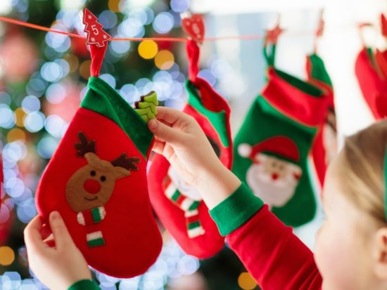 Christmas countdown ideas for kids