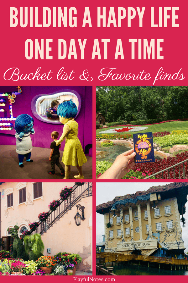 Mom and child bucket list: The monthly update on our bucket list and this month's favorite finds | Ideas for moms | Bucket list ideas #BucketList
