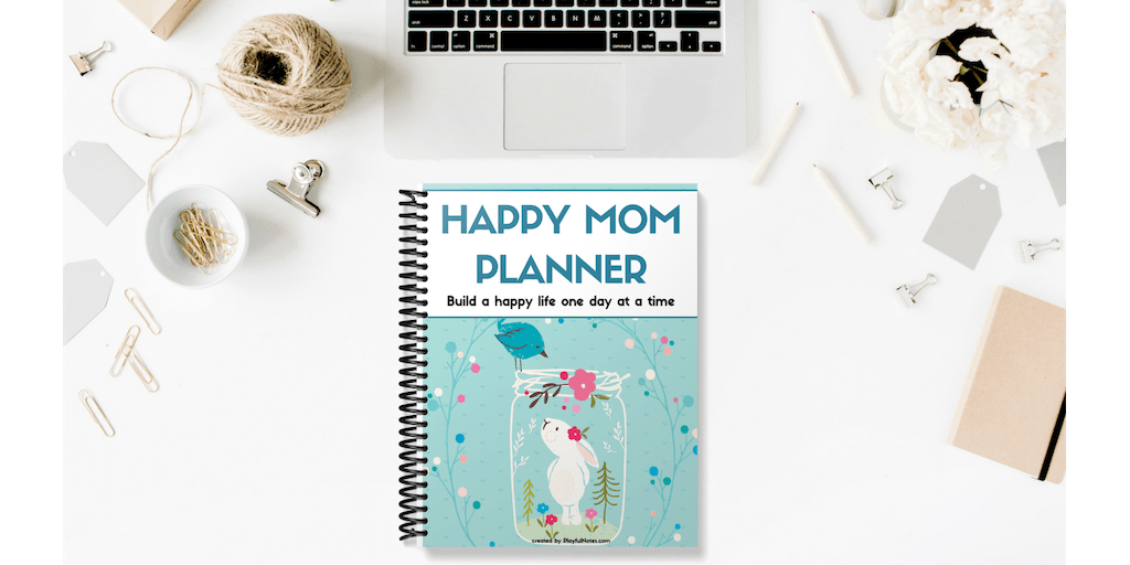 Happy Mom Planner
