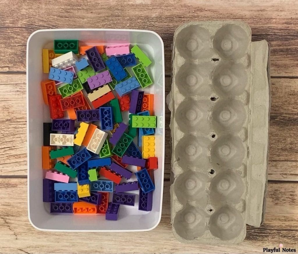 Lego games for kids memory game