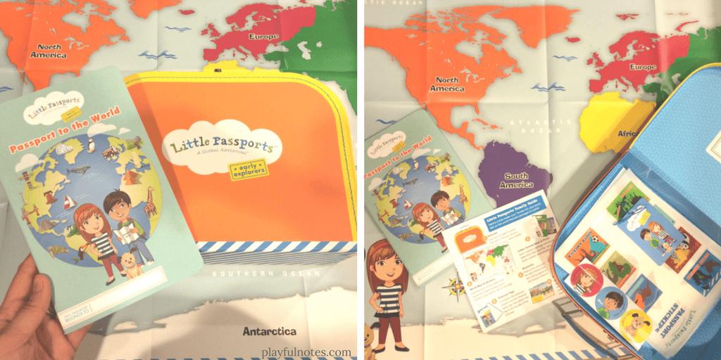 Little Passports review -