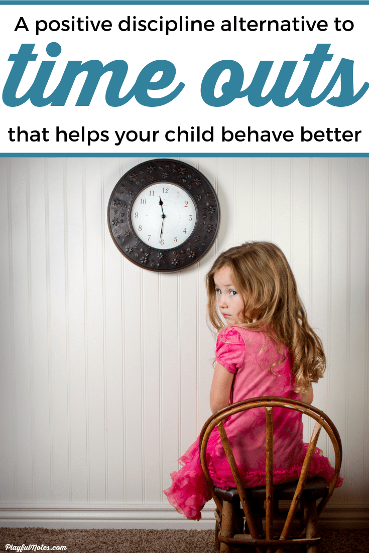 If time-outs don't work with your child, use this easy positive discipline alternative that will help you teach your child to behave better and build a strong relationship with your little one. --- Time out alternative for kids | Gentle parenting | Positive parenting tips | Child discipline #Parenting #ChildDiscipline #GentleParenting