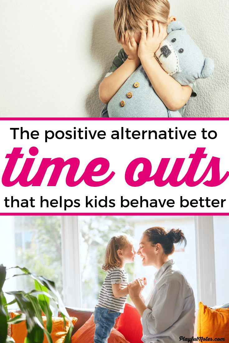 Discover the most powerful and effective positive parenting strategy that you can easily use instead of time outs. It will help your child behave better and it will prevent many power struggles. --- Time in for kids | Positive discipline | Gentle parenting tips | Child discipline #Parenting #ChildDiscipline #GentleParenting
