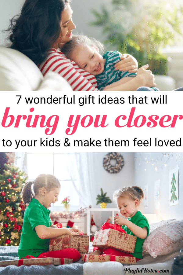 Discover a unique list of gift ideas for kids: a list where you can find gifts that you can enjoy with your kids, that promote family time and bring you closer to your little ones! --- Gifts for kids who have everything | Christmas gifts