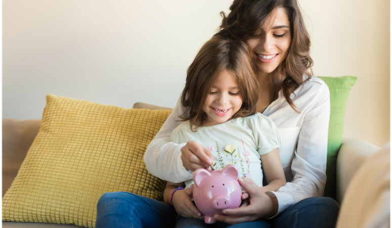 Allowance for kids: How to teach kids about money the right way