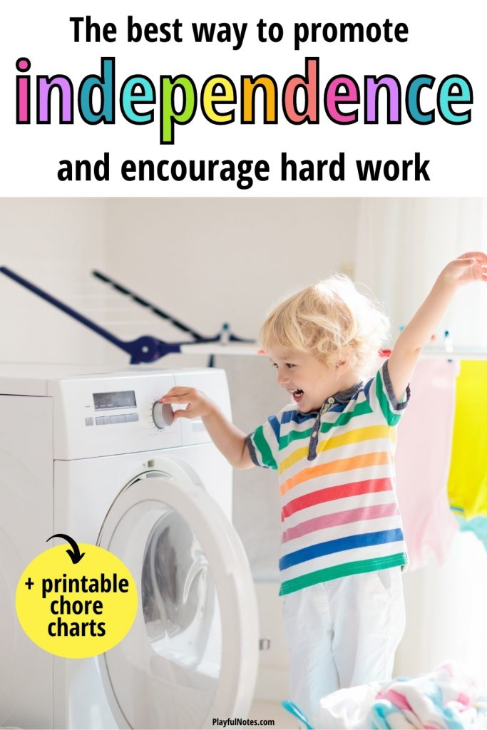 alternative to chore charts for kids
