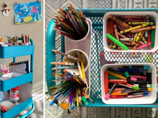 art cart for kids