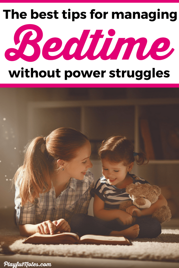 If you are struggling with endless bedtime battles, here are some easy and effective tips to help you create a peaceful bedtime routine! --- Bedtime routine for kids | Printable bedtime checklist | Parenting tips #Parenting