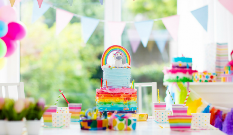 The best birthday surprise that I ever prepared for my child