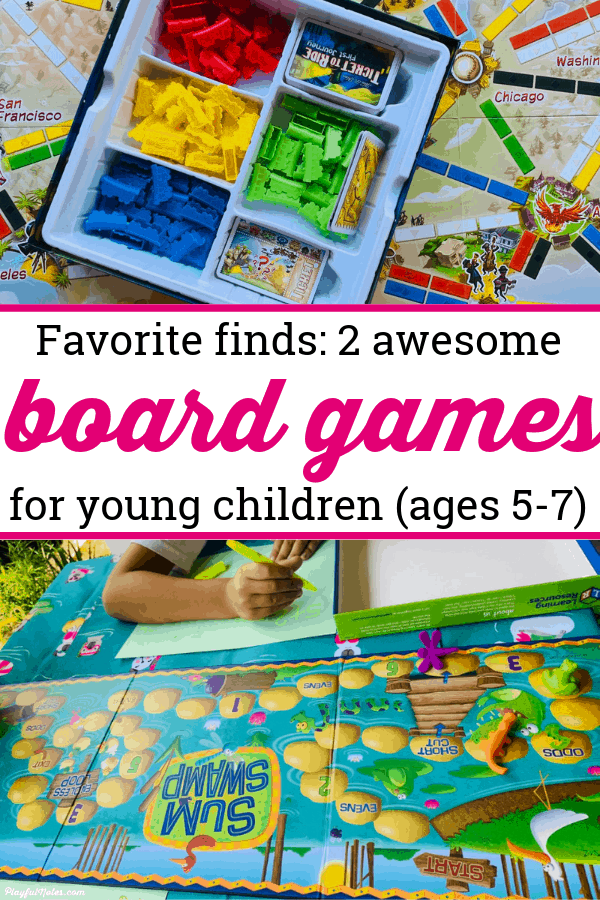 Discover two awesome board games and a book that teaches kids to make good choices in this month's edition of our favorite finds! --- Family fun ideas | Children activities