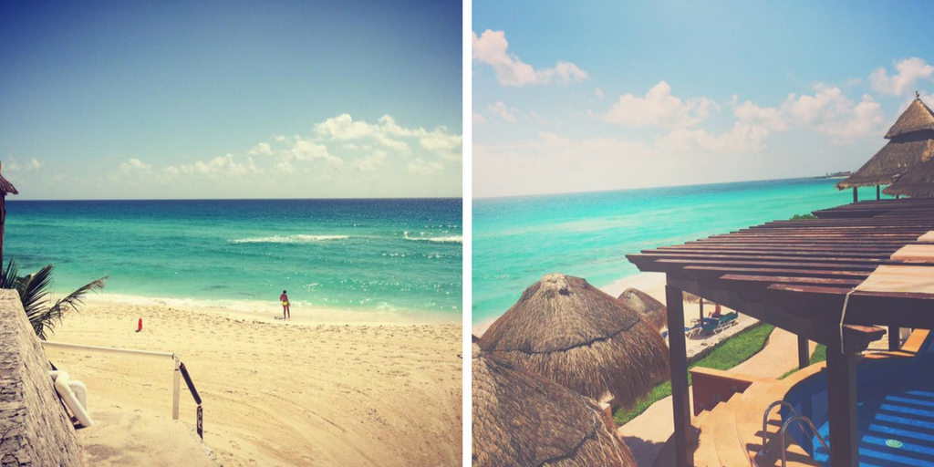 Cancun with kids