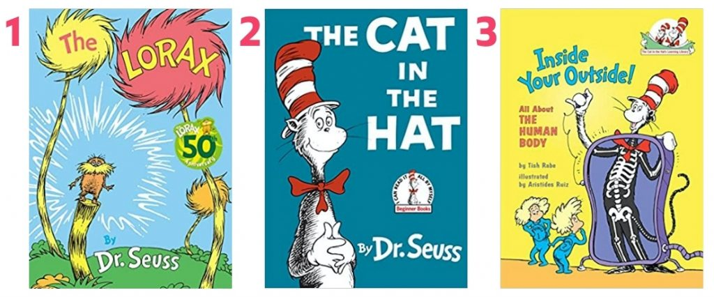 march books for kids dr seuss books for kids