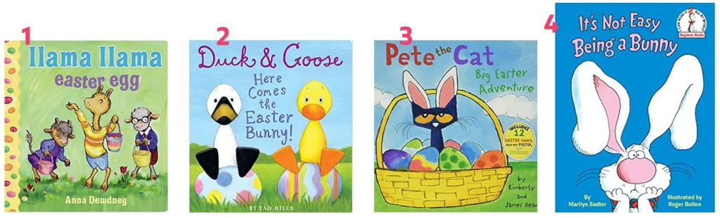 march books for kids easter books for kids
