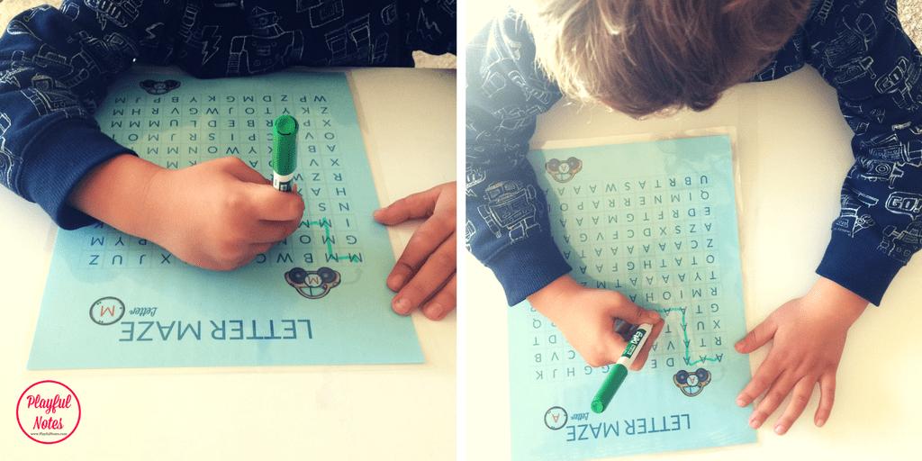 easy activities for preschoolers