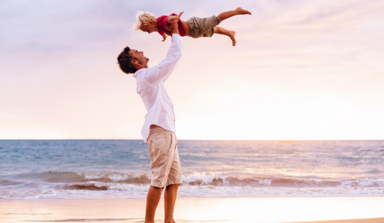 7 simple and powerful things every boy needs to hear from his dad