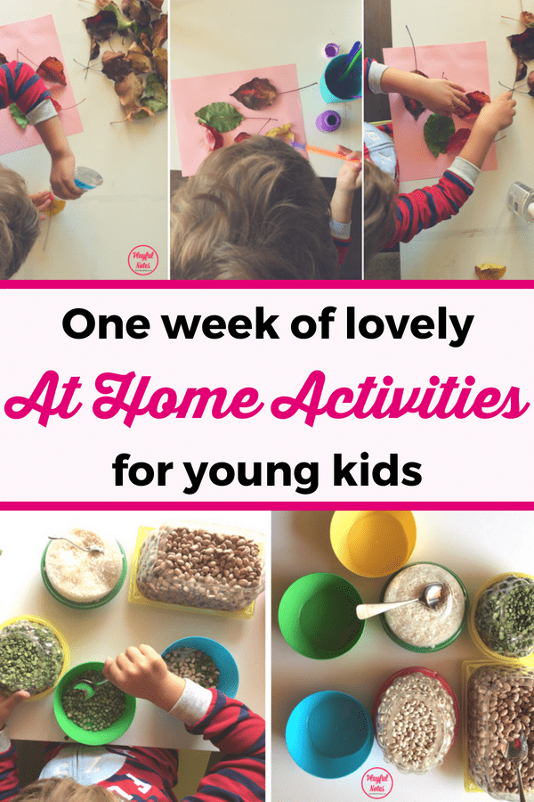 Fun activities for preschoolers: If you need some inspiration for planning nice activities at home, here are some lovely activity ideas that preschoolers will love! | Activities for preschoolers | Preschool at home #ActivitiesFor Kids #PreschoolActivities