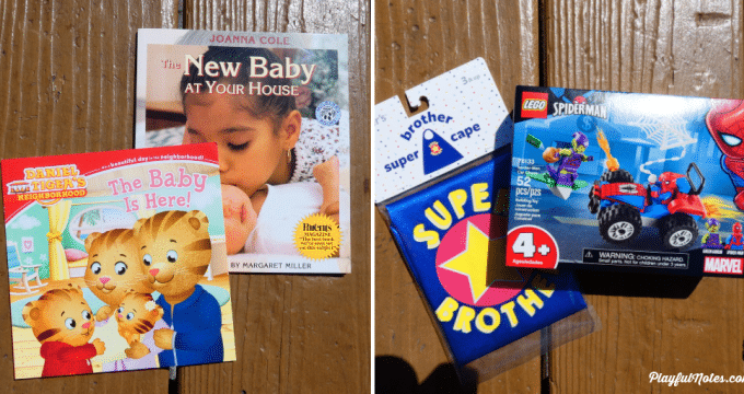 big brother kit - gifts for new big brother