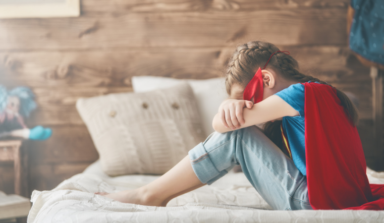 How to help kids overcome the fear of failure and why this is so important